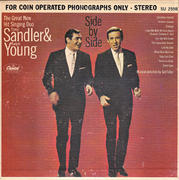 """Sandler & Young Vinyl 7"""" (Used)"""