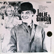 """Jolie & Ginger Live Vinyl 12"""" (New)"""