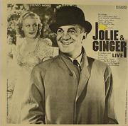 """Jolie & Ginger Live Vinyl 12"""" (Used)"""