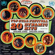 "Top Star Festival 20 Dynamic Hits Volume Two Vinyl 12"" (Used)"