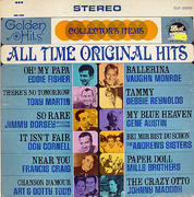"""All Time Original Hits Vinyl 12"""" (Used)"""