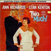 "Ann Richards Vinyl 12"" (Used)"