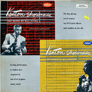 "Kenton Showcase The Music of Bill Russo and Bill Holman Vinyl 12"" (Used)"