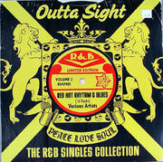 "The R&B Singles Collection Volume 2 Vinyl 12"" (New)"