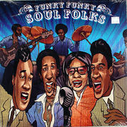 "Funky Funky Soul Folks Vinyl 12"" (New)"