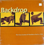 """Backdrop The Very Essence Of Northern Soul Ca. 1974 Vinyl 12"""" (New)"""