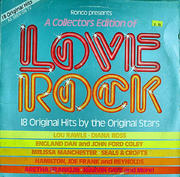 "A Collector's Edition Of Love Rock Vinyl 12"" (Used)"