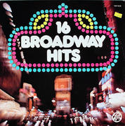 "16 Broadway Hits Vinyl 12"" (Used)"