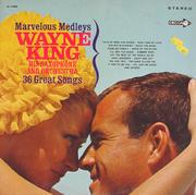 "Wayne King His Saxophone And Orchestra Vinyl 12"" (Used)"
