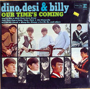 """Dino, Desi and Billy Vinyl 12"""" (Used)"""