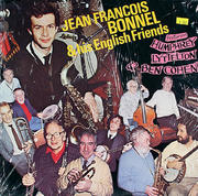 "Jean-Francois Bonnel & His English Friends Vinyl 12"" (New)"