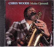 Chris Woods CD