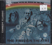 The Firesign Theatre CD