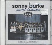 Sonny Burke And His Orchestra CD