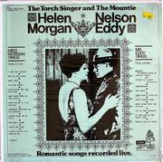 "Helen Morgan / Nelson Eddy Vinyl 12"" (New)"