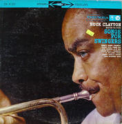 """Buck Clayton With His All-Stars Vinyl 12"""" (Used)"""