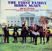 """The First Family Rides Again Vinyl 12"""" (Used)"""