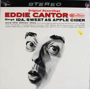 "Eddie Cantor Vinyl 12"" (New)"
