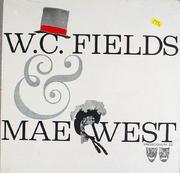 "W.C. Fields Vinyl 12"" (New)"