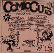 """Comic Cuts Vol. 2 Vinyl 12"""" (New)"""