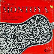 """Carlos Montoya Vinyl 12"""" (Used)"""