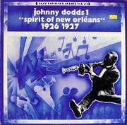 "Johnny Dodds Vinyl 12"" (Used)"