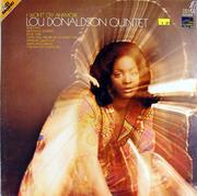 """Lou Donaldson Quintet Vinyl 12"""" (New)"""