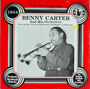 """Benny Carter And His Orchestra Vinyl 12"""" (New)"""