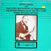 "Benny Carter Vinyl 12"" (Used)"