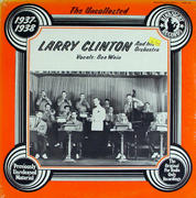 """Larry Clinton And His Orchestra Vinyl 12"""" (New)"""