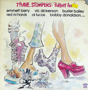 """7th Ave. Stompers Vinyl 12"""""""