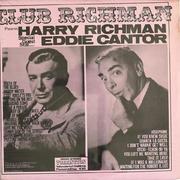 "Harry Richman Vinyl 12"" (New)"
