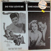 "Do You Love Me / One Hour With You Vinyl 12"" (New)"