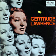 "Gertrude Lawrence Vinyl 12"" (Used)"