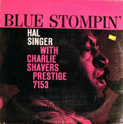"Hal Singer Vinyl 12"" (New)"