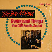 "The Cliff Smalls Septet Vinyl 12"" (New)"