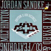 "Jordan Sandke & Jaki Byard And Co. Vinyl 12"" (Used)"