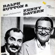 "Ralph Sutton & Kenny Davern Vinyl 12"" (Used)"