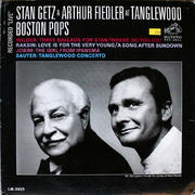 "Stan Getz & Arthur Fiedler Vinyl 12"" (Used)"