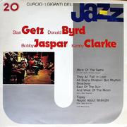 """Stan Getz / Donald Byrd / Bobby Jaspar / Kenny Clarke Vinyl 12"""" (Used)"""