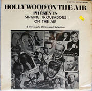 "Singing Troubadors On The Air Vinyl 12"" (New)"