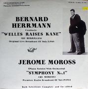 """Bernard herrmann / Jerome Moross Vinyl 12"""" (New)"""