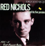 """Red Nichols and His Five Pennies Vinyl 12"""" (New)"""