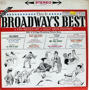 "This Is Broadway's Best Vinyl 12"" (Used)"