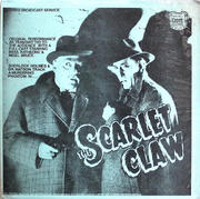 """The Scarlet Claw Vinyl 12"""" (New)"""