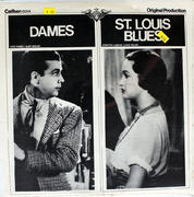 "Dames / St Louis Blues Vinyl 12"" (New)"