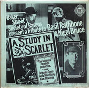 "A Study In Scarlet Vinyl 12"" (New)"