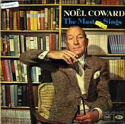 """Noel Coward Vinyl 12"""" (Used)"""