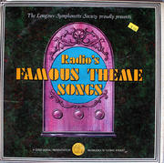 "Radio's Famous Theme Songs Vinyl 12"" (Used)"