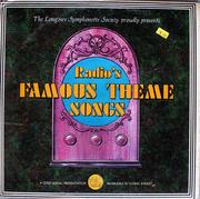 """Radio's Famous Theme Songs Vinyl 12"""" (Used)"""